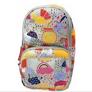 Lily Bloom Raindrop Like Its Hot Sling Backpack